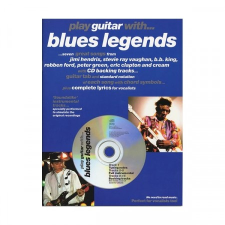 Play Guitar with Blues Legends