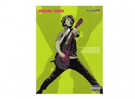 Green Day Authentic Guitar Playalong