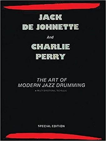 The Art of Modern Jazz Drumming (Jack De Johnette and Charlie Perry)