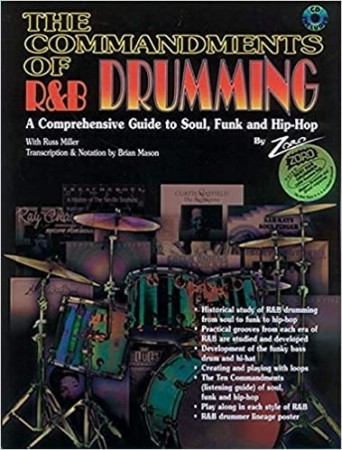 The Commandments of R&B Drumming