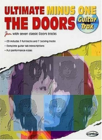 Ultimate Minus One Guitar Trax: The Doors