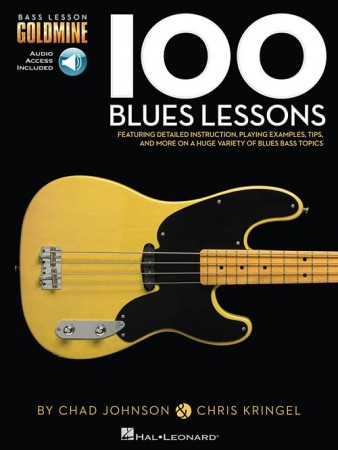 Bass Lesson Goldmine 100 Blues Lessons