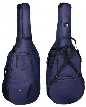 Gewa Double bass gig-bag Premium 12mm 1/2