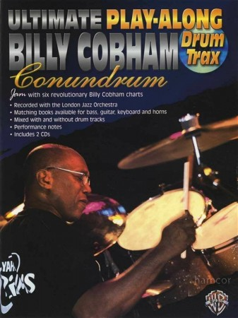 Ultimate Play-Along Drum Trax Billy Cobham