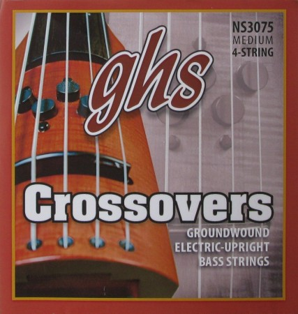 GHS Crossovers Electric Upright Bass Strings