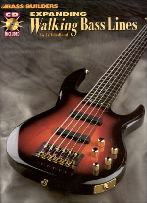 Ed Friedland - Expanding Walking Basslines