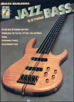 Jazz Bass by Ed Friedland