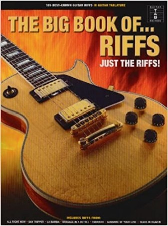 The Big Book Of Riffs