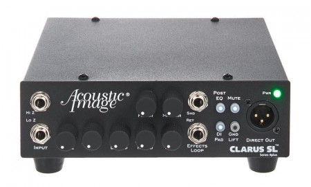 Acoustic Image Clarus 606 IA Plus