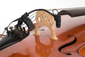 DPA d:vote™ 4099 clip mic for cello
