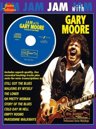 Jam with Gary Moore: Guitar TAB