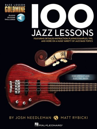 Bass Lesson Goldmine 100 Jazz Lessons