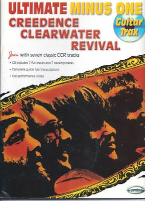 Ultimate Minus One Guitar Trax: Creedence Clearwater Revival