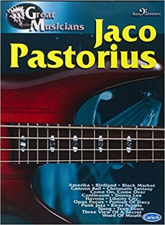 Great Musicians - Jaco Pastorious