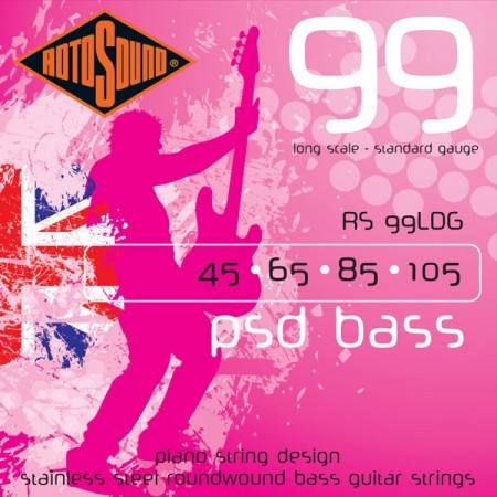 Rotosound RS-99LD P.S.D. (045-105)