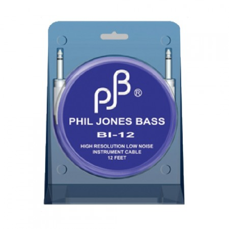 Phil Jones BI-12 Bass Instrument Cable
