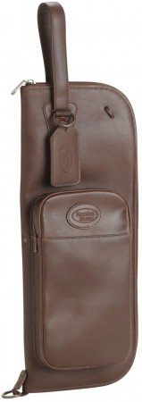 Reunion Blues Large Stick Bag, Chestnut Brown Leather