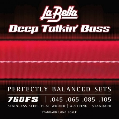 LaBella 760FS Deep Talkin' Bass